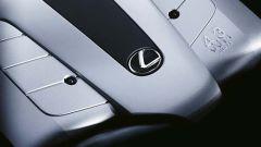 Lexus LS430 2004 - Immagine: 6