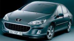 Peugeot 407: le prime immagini - Immagine: 18