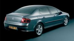 Peugeot 407: le prime immagini - Immagine: 17