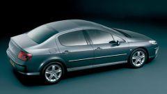 Peugeot 407: le prime immagini - Immagine: 16
