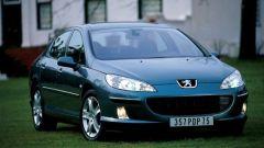 Peugeot 407: le prime immagini - Immagine: 15