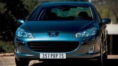 Peugeot 407: le prime immagini - Immagine: 14