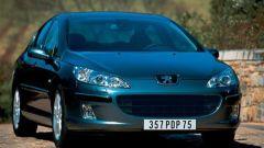 Peugeot 407: le prime immagini - Immagine: 13