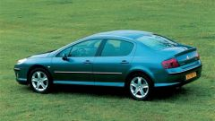 Peugeot 407: le prime immagini - Immagine: 12