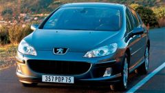 Peugeot 407: le prime immagini - Immagine: 11