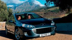 Peugeot 407: le prime immagini - Immagine: 10