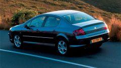 Peugeot 407: le prime immagini - Immagine: 9