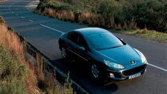 Peugeot 407: le prime immagini - Immagine: 8