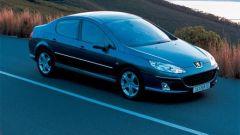 Peugeot 407: le prime immagini - Immagine: 7