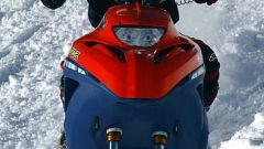 Off limits: Snow Hawk la vera moto-slitta - Immagine: 45