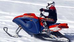 Off limits: Snow Hawk la vera moto-slitta - Immagine: 42