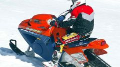 Off limits: Snow Hawk la vera moto-slitta - Immagine: 38