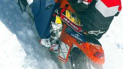 Off limits: Snow Hawk la vera moto-slitta - Immagine: 37