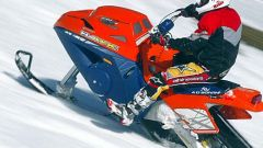 Off limits: Snow Hawk la vera moto-slitta - Immagine: 48