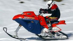 Off limits: Snow Hawk la vera moto-slitta - Immagine: 60