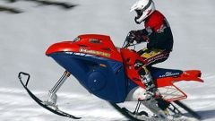Off limits: Snow Hawk la vera moto-slitta - Immagine: 58