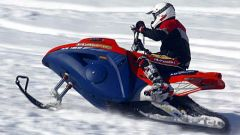 Off limits: Snow Hawk la vera moto-slitta - Immagine: 57