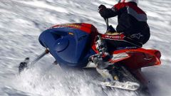 Off limits: Snow Hawk la vera moto-slitta - Immagine: 56
