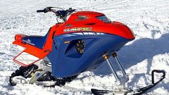Off limits: Snow Hawk la vera moto-slitta - Immagine: 33