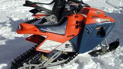 Off limits: Snow Hawk la vera moto-slitta - Immagine: 14