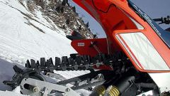 Off limits: Snow Hawk la vera moto-slitta - Immagine: 13