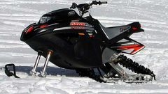 Off limits: Snow Hawk la vera moto-slitta - Immagine: 30