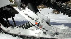 Off limits: Snow Hawk la vera moto-slitta - Immagine: 25