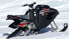 Off limits: Snow Hawk la vera moto-slitta - Immagine: 24