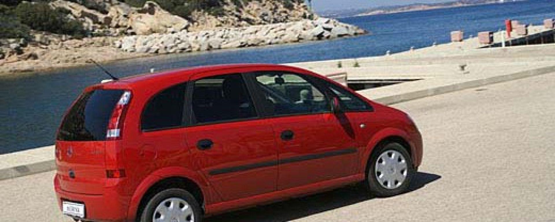 Opel Meriva 2005 Dimensioni >> Dimensioni Bagagliaio Opel Meriva 2005 – Tutto sulle idee per le immagini di auto
