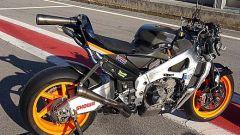 Io come Vale: in sella alla Honda RC 211 V - Immagine: 11