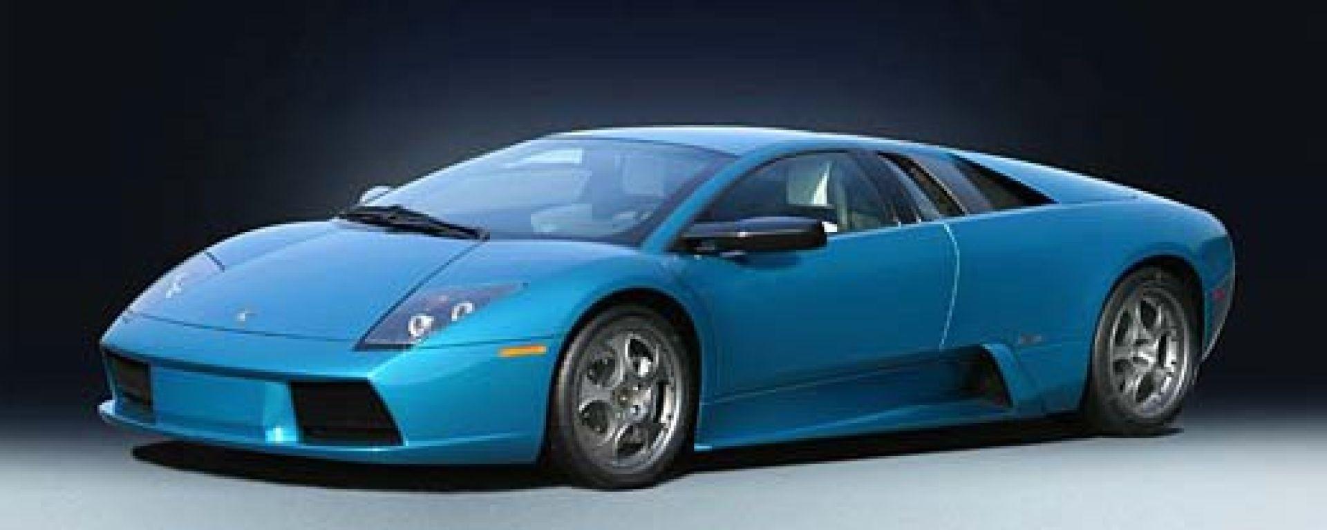 Lamborghini Murciélago 40mo Anniversario