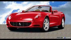 E' la nuova Ferrari 612 Scaglietti Cabrio? - Immagine: 2