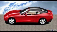 E' la nuova Ferrari 612 Scaglietti Cabrio? - Immagine: 3