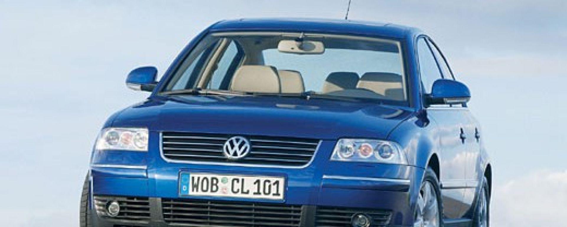 Volkswagen Passat e Sharan 2004