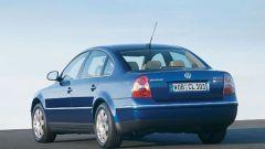 Volkswagen Passat e Sharan 2004 - Immagine: 4