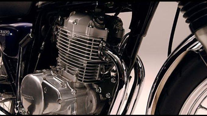Immagine 1: Honda CB 400 SS