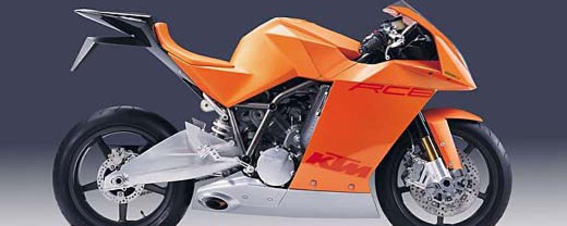 Anteprima: KTM RC8