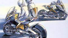 Honda Griffon - Immagine: 4