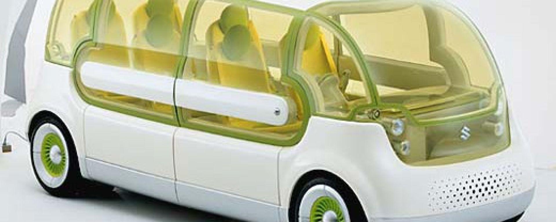 Suzuki Mobile Terrace