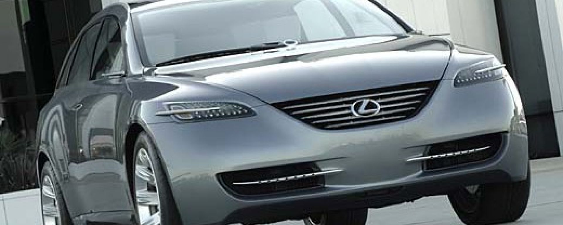 Lexus LF-X