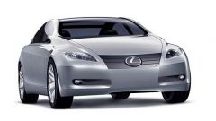 Lexus LF-S - Immagine: 1
