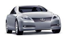 Lexus LF-S - Immagine: 4