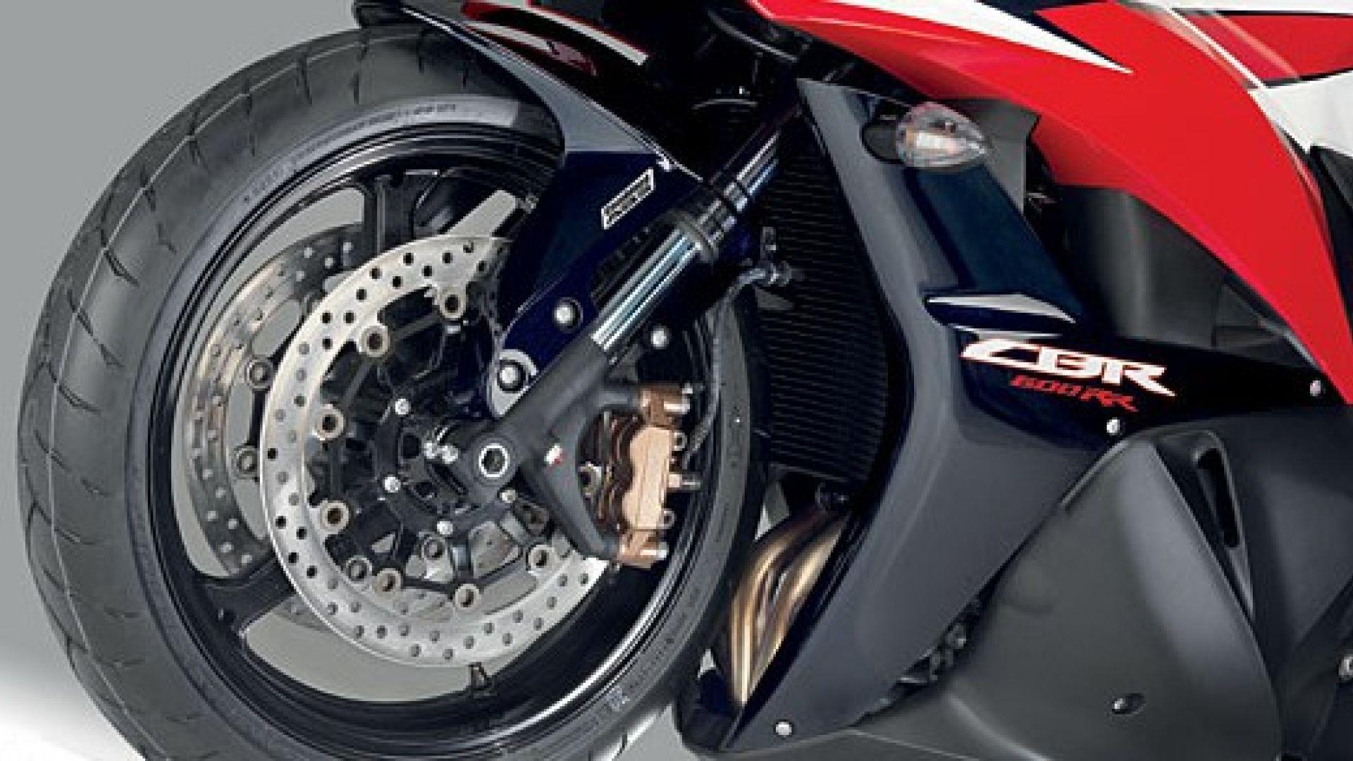 Prova Honda Cbr 600 Rr Abs Motorbox