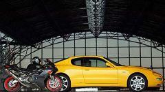 Maserati Coupè GT vs Aprilia RSV Nera - Immagine: 24