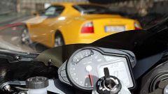 Maserati Coupè GT vs Aprilia RSV Nera - Immagine: 33
