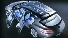 Mercedes F500 Mind - Immagine: 8