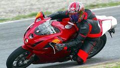 In sella a: Ducati 749 S MY 2004 - Immagine: 6