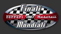 Finali Mondiali Ferrari - Maserati 2003 - Immagine: 1