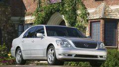 Lexus LS430 2004 - Immagine: 17