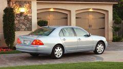 Lexus LS430 2004 - Immagine: 16